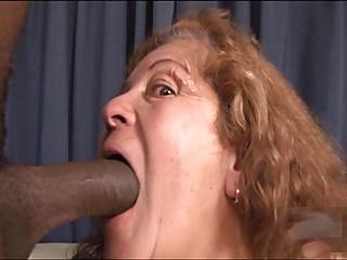 Big Butt Latin Grandma - 105