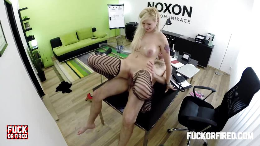 FuckOF - The Boss Gives his Load to Barb the Accountant | PornTube ®