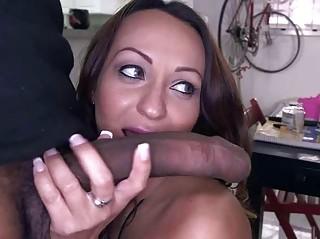These Latinas with his big dick Becca Diamond