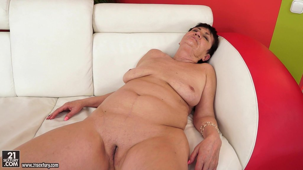 Brunette Granny Anastasia Sucks A Cock And Takes A Ride On It
