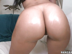 Adorably sexy sexy hottie Rubi plays with hard sausage