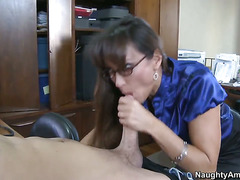 Xander Corvus touches the hottest parts of lustful Michelle