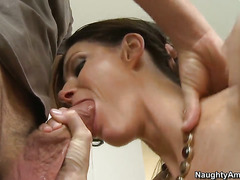 India Summer makes Dane Crosss sexual fantasies a reality