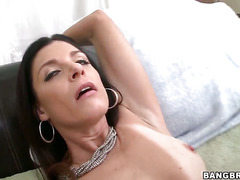 India Summer enjoys throbbing rod deep inside her booty
