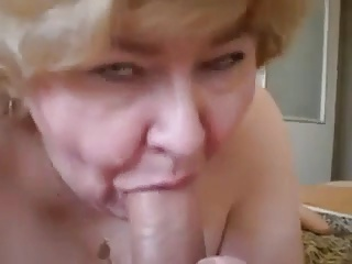 Granny Head #35 Fat Old Norwegian Slut & Younger Swedish Guy