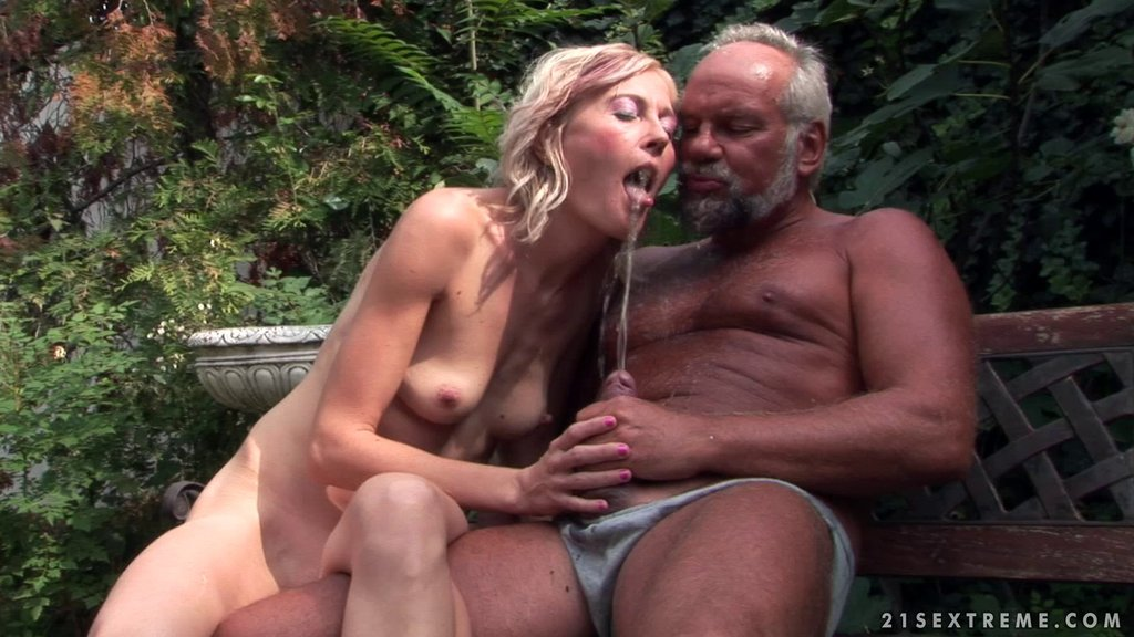 Teen Feasted Missionary And Cums In Tummy In Old Vs Young