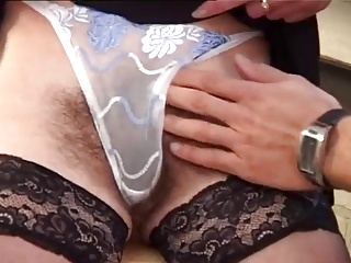 Hairy Mature Woman - 10