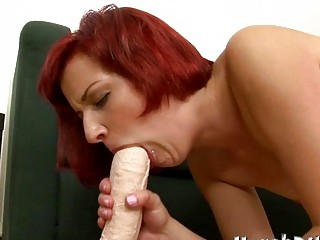 RedHead Haired Violet with Toys