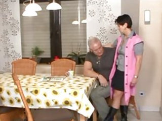 German Housewife - Mature porn