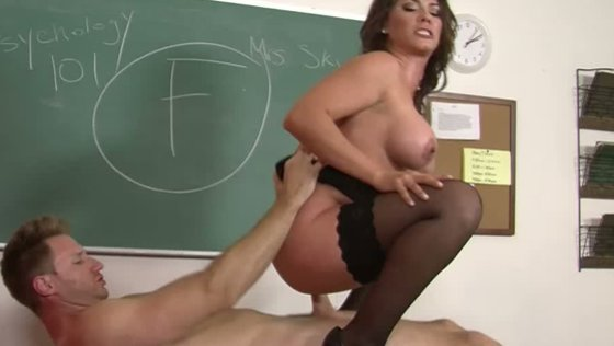 Leena Sky. Part 4 - Teachers porn
