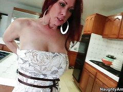 Exotic Tiffany Mynx takes Seth Gambles