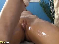 Blonde Suzanna gets her mouth fucked good and hard