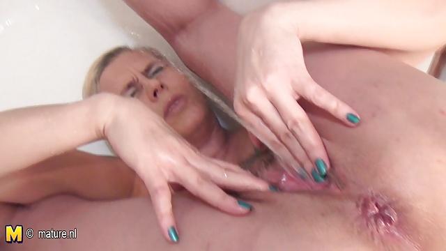 Dojrzałe porno sika