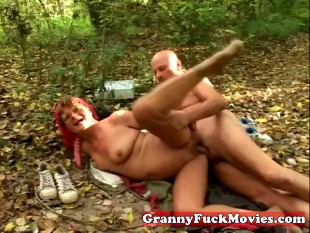 granny fucked by her boyfriend - Hardsextube