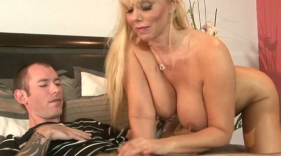 My Big Tits Mother In Law - MILF porn
