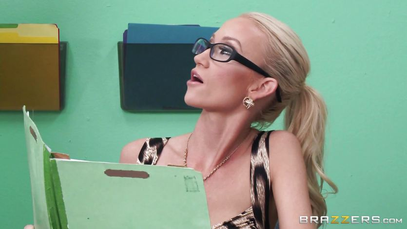 Madison Scott caught fucking in the stairway | PornTube ®
