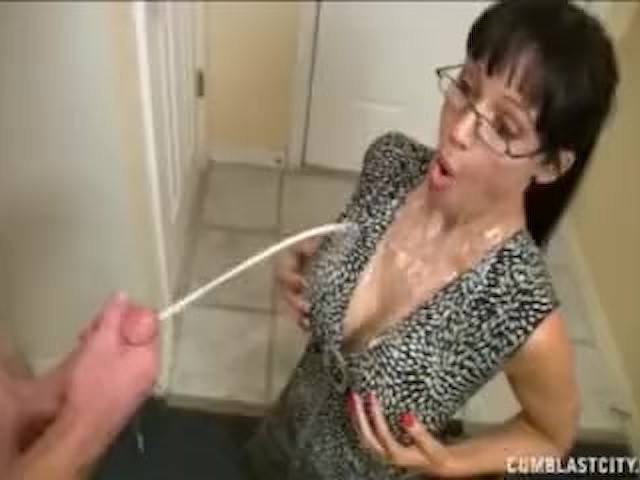100 handjob money shots - 1 4