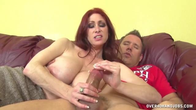redhead milf anal with a bbc