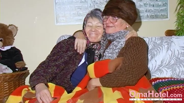 Staruszka seks lesbijski