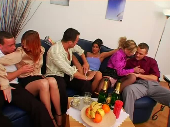 A SPECIAL PRIVATE - Group sex porn