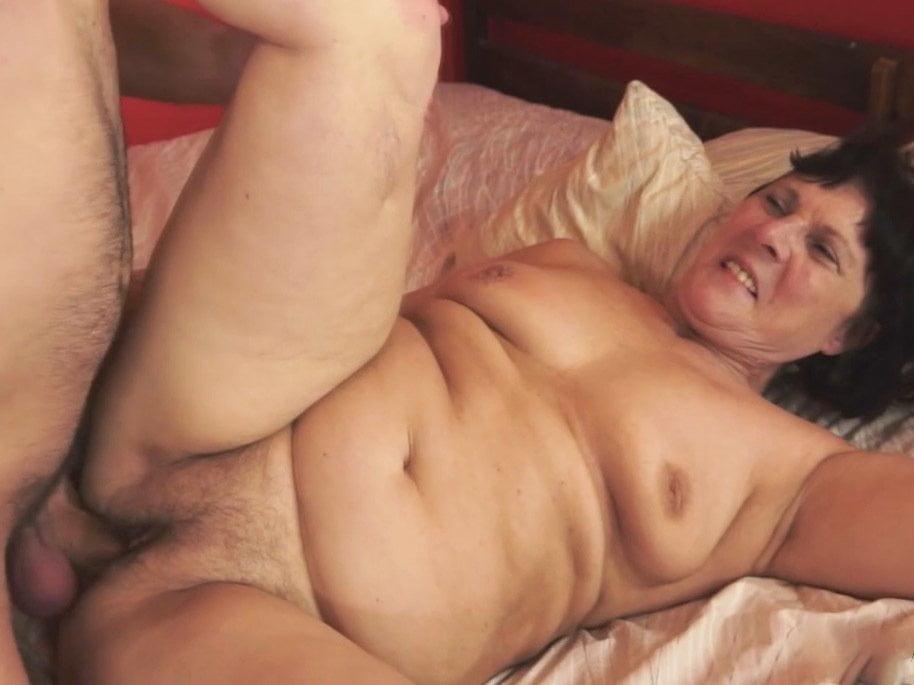Sex Z Babcia