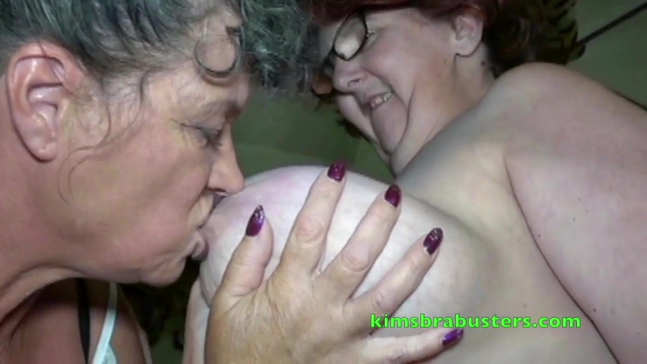 starsze lesbijki seks