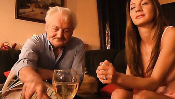News vs Romantic with Alice Romain - Older Man porn