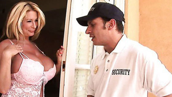 Summer's Security Guard Seduction / Summer Sin - Whore Wives porn