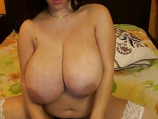 Webcams 2015 - MASSIVE TITS BBW 3
