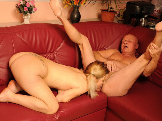 A licentious man - Older Man porn