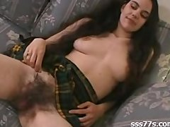 Hairy Becky Part 1 - Fetish sex video
