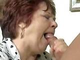 Hot BBW Granny ass