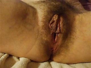 Wifes intense orgasm