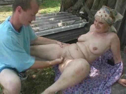 порноанал зрелых женщин бабушек на природе