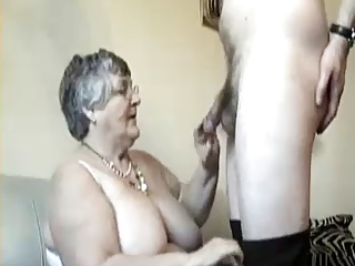 Granny and Another Lucky Member