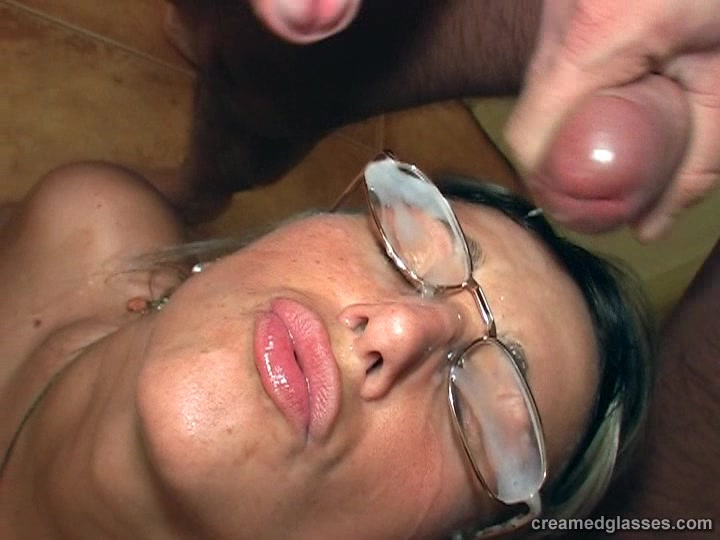 Shy Secretary Opens Up For A Gangbang And Three Facials