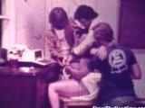 Grupowe orgie vintage porno