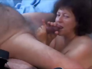Nice couple blow job