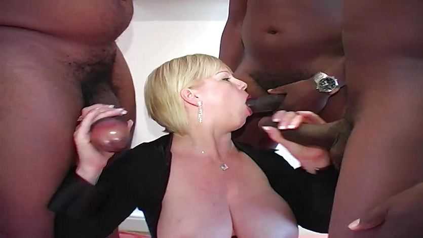 Busty mature allows anal from huge black cocks | PornTube ®