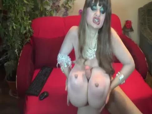 Sandy QueenofSwords Mature Huge Tits Webcam
