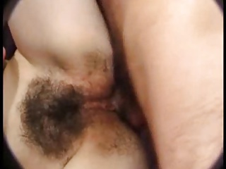 The hairy pussy of Lola