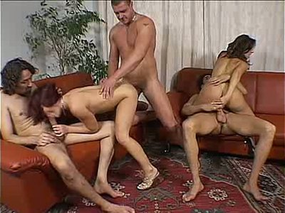 Anal excursions 41. Part 2 - Group sex porn