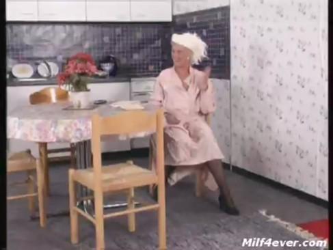 Strap On Granny