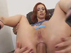 Vivienne LaRoche - Anal King - Hardcore sex video