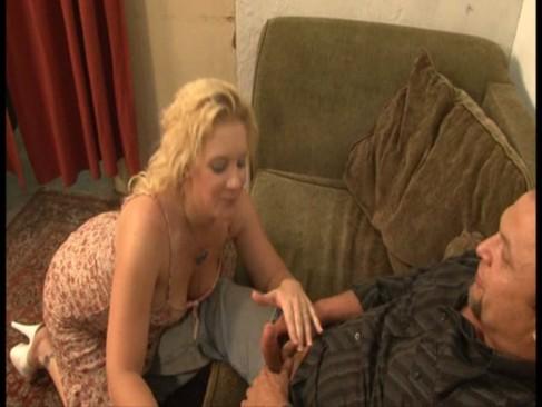 Heidi Mayne blonde armpit gangbang
