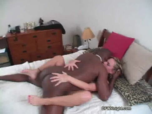 Hubby Films Us in His Bed