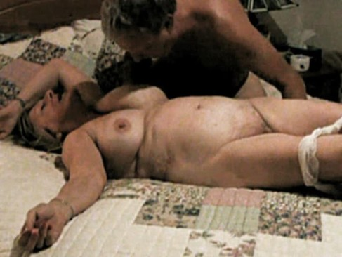 Mature wife stripped, teased, fingered and licked