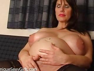Fetish milf amateur bizarre pussy stretching