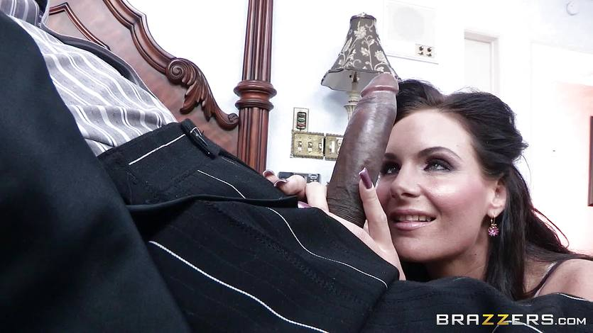 Phoenix Marie gets a well needed big black dick | PornTube ®