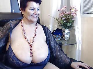 dance big tits mature
